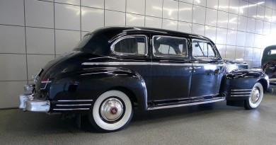 """أعلنت وكالة """"سميرنوف"""" الروسية للتصميم عن نيتها بيع سيارة """"ZIS-110"""" نادرة، تابعة لمجموعة السيارات التي أشرف الزعيم السوفيتي ستالين على تصميمها"""