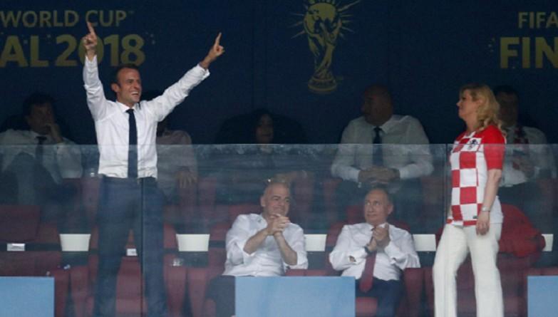 ملخص واهداف فرنسا وكرواتيا نهائي كأس العالم 2018