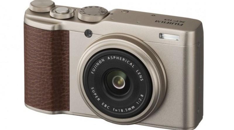 """كاميرا فوجي """"اكس اف 10"""" تأتي مع مستشعر مدمج كبير"""