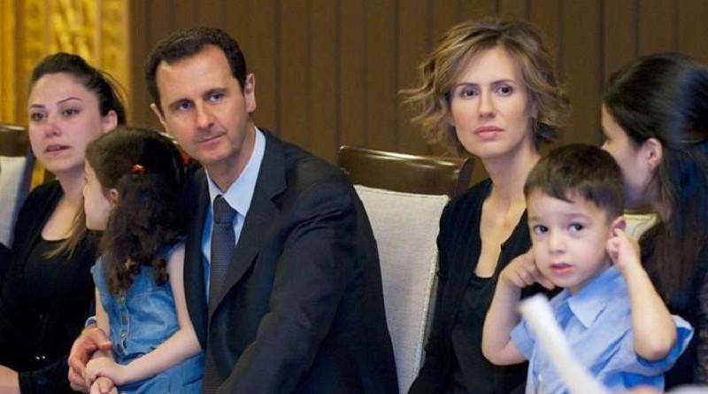 بدء علاج عقيلة الأسد من السرطان