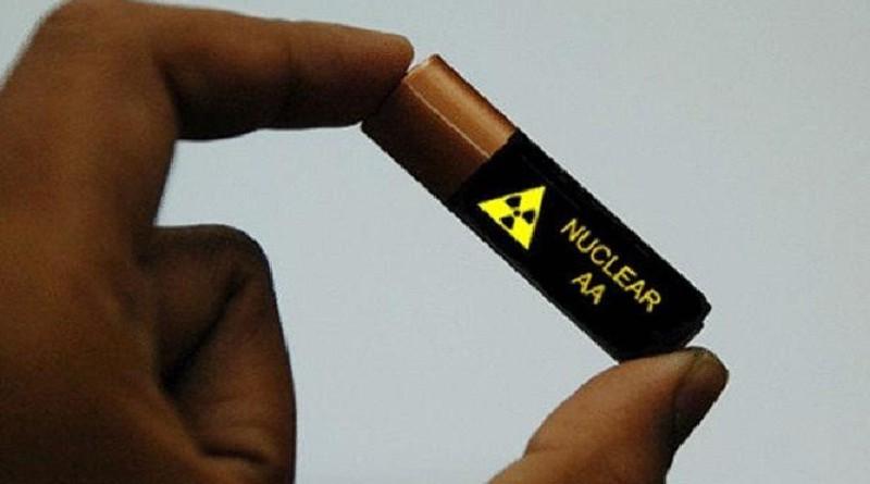 بطارية نووية