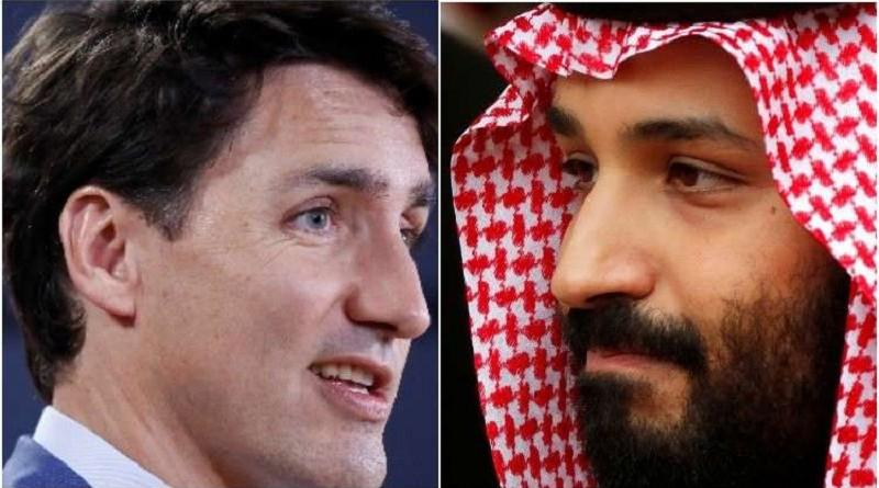 السعودية تتخلص من الأصول الكندية