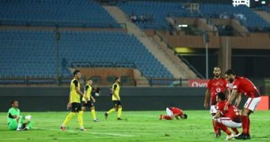 جمهور الأهلي سعيد بفوز الأهلي فى العيد