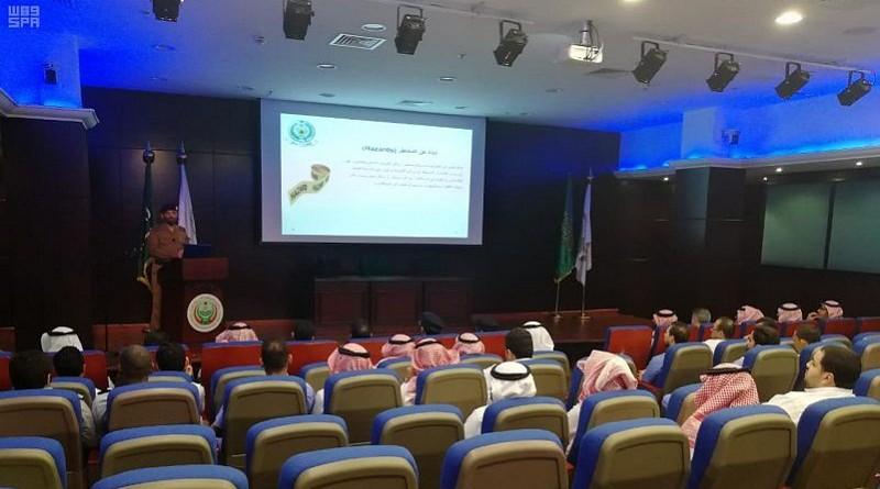 الدفاع المدني ينفذ خطة متكاملة للتوعية الوقائية وثقافة السلامة وسط الحجاج بـ 6 لغات