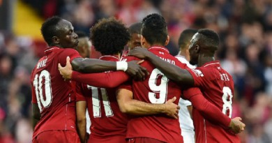 ليفربول يحقق فوز معنوي على تورينو