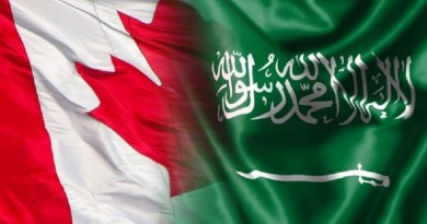 السعودية وكندا