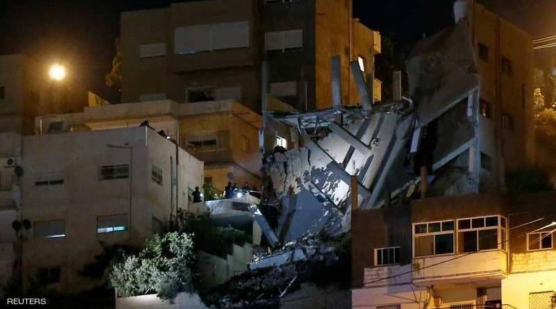 """اعتقال 5 إرهابيين في """"عملية السلط"""" بالأردن"""