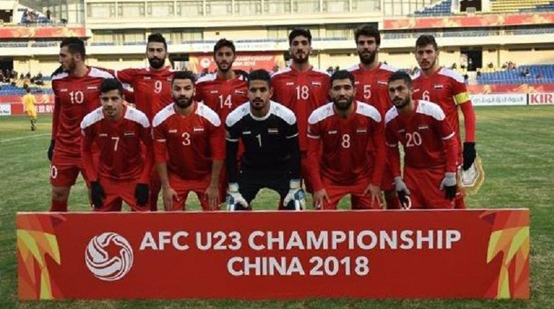سوريا تتأهل بفوز كبير وقطر تواصل نتائجها السيئة فى الألعاب الآسيوية