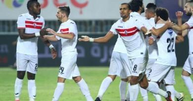 الزمالك يتخطى مصر المقاصة في الدوري المصري