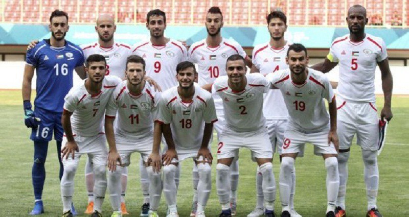 البحرين تتعادل وفلسطين تضمن التأهل في دورة الألعاب الآسيوية
