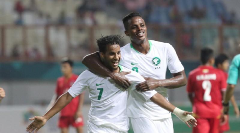 السعودية تقهر ميانمار وماليزيا تهزم كوريا في الألعاب الآسيوية