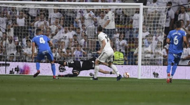 ريال مدريد يستهل مشواره في الليجا بالفوز على خيتافي