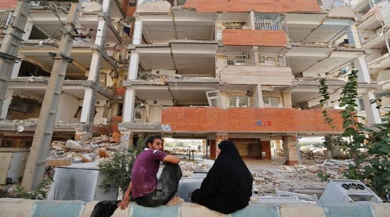 زلزال قوي بشمال غرب إيران يودى بقتلى وجرحى