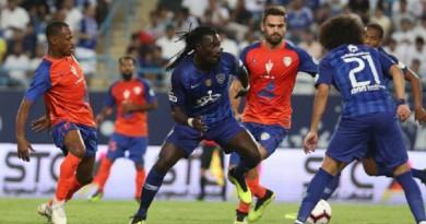 الهلال يحقق فوز شاق في بداية مشواره في الدوري
