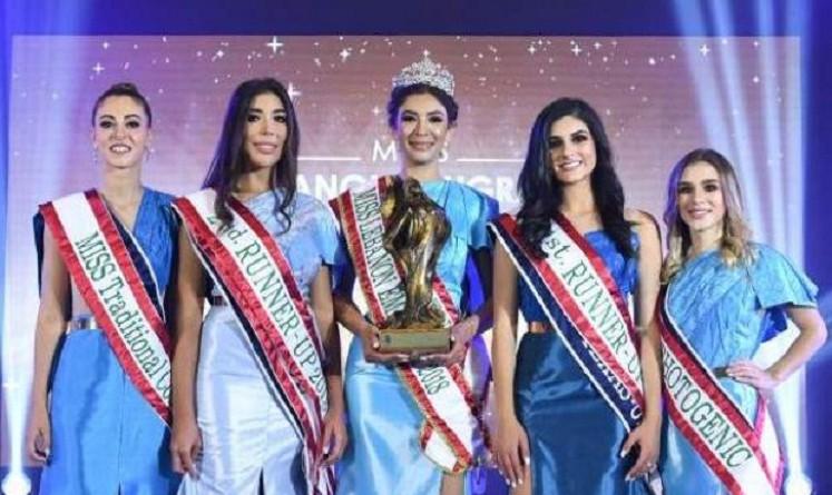 راشيل يونان ملكة جمال لبنان للمغتربين 2018