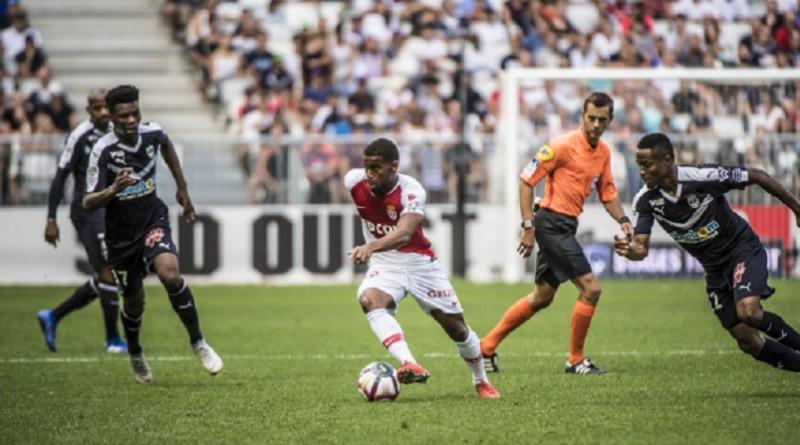موناكو يتعرض لخسارته الأولى في الدوري الفرنسي