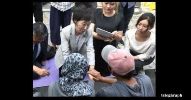 مصريون يضربون عن الطعام طلبا للجوء لكوريا الجنوبية