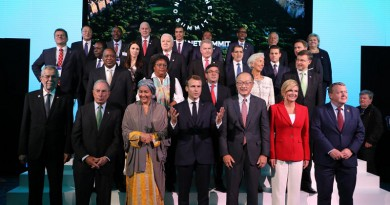 هل يستطيع قادة دول العالم إعادة إحياء اتفاق باريس للمناخ ؟