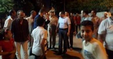 #محافظ_الشرقية فى جولة مفاجئة ليلاً بشوارع مدينة الزقازيق