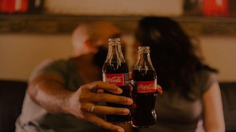 كوكا كولا بالماريغوانا...قريبا