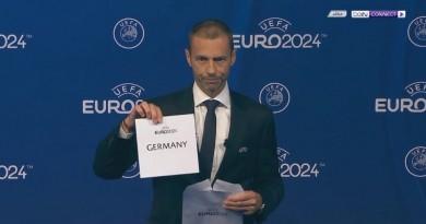 ألمانيا تفوز باستضافة بطولة أوروبا 2024