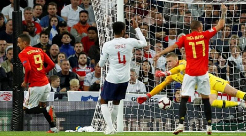 إسبانيا تقلب الطاولة على إنجلترا في دوري الأمم الأوروبية