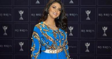 سلمى رشيد تتوج كأفضل مطربة ضمن جائزة Iara Awards