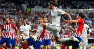 أتلتيكو مدريد يفرض التعادل على ريال مدريد في الليجا