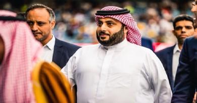 تركى آل الشيخ يقرر الانسحاب من الاستثمار الرياضى فى مصر