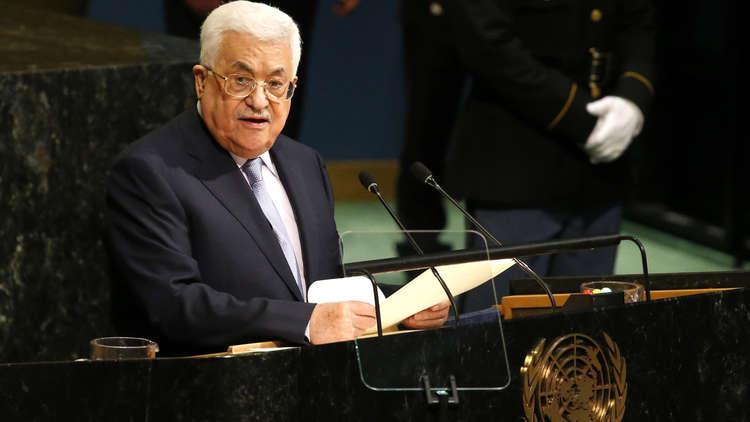 صحيفة : عباس يعتزم إعلان فلسطين دولة تحت الاحتلال