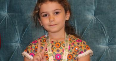 حوار شيّق مع الطفلة اللبنانية «ماريا صفي الدين» بمهرجان أفلام الأطفال