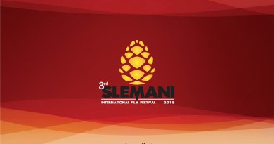 Slemani International Film Festival unveils animations of main competition section