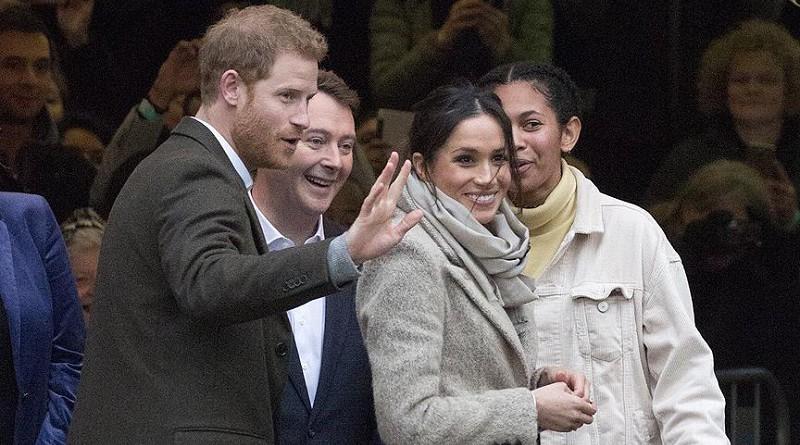 نجاة الأمير هاري وزوجته من الموت