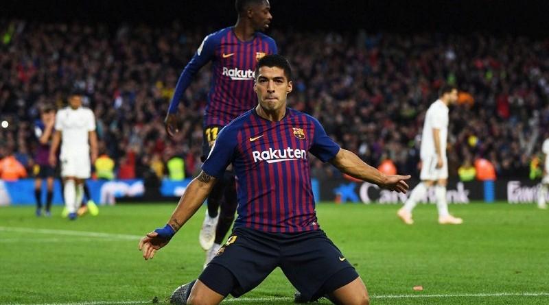 برشلونة يسحق ريال مدريد في الكلاسيكو