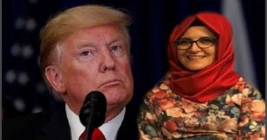 """فرصة ثمينة للابتزاز...ترامب يدعو خديجة """"خاشقجي"""" إلى البيت الأبيض"""