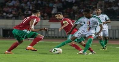 جزر القمر يعرقل ضيفه المنتخب المغربي