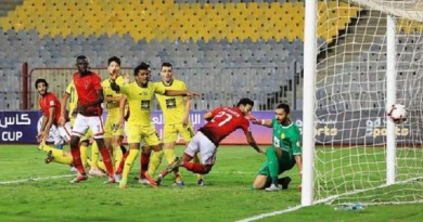 الأهلي يفلت من خسارة محققة أمام الوصل في كأس زايد