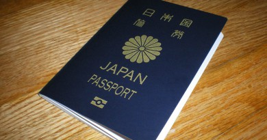 Japan's Passport Most Powerful in the World When It Comes to Travel Freedom