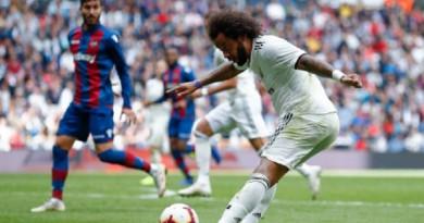 ليفانتي يضيف رقم سلبي جديد لريال مدريد