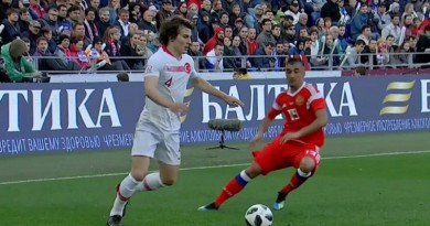 اهداف روسيا وتركيا دوري الأمم الأوروبية