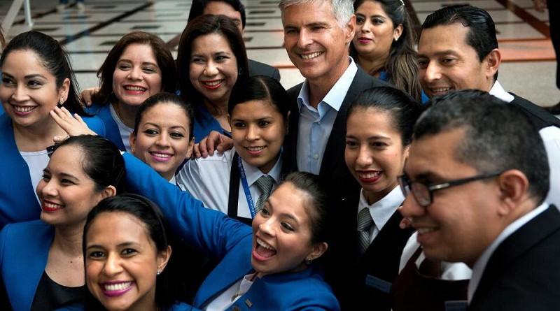 هيلتون تحتلّ المرتبة الثانية ضمن قائمة أفضل أماكن للعمل في العالم