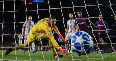 برشلونة ينتزع الصدارة بثنائية في شباك إنتر ميلان