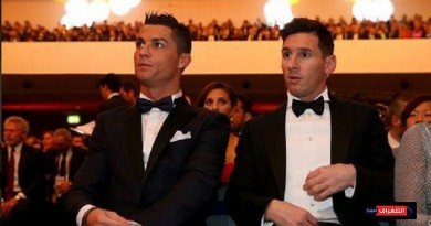رونالدو يصدم ميسي بشأن الكرة الذهبية