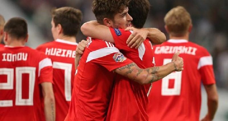 تركيا تسقط أمام روسيا في دوري الأمم الأوروبية
