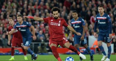 بالفيديو...ليفربول يكتسح النجم الأحمر في دوري أبطال أوروبا