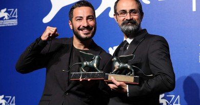 Iran's Oscar nominee to be displayed in Slemani International Film Festival