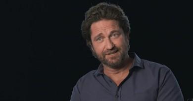 جيرارد باتلر يفتتح فيلمه القادم في السعودية