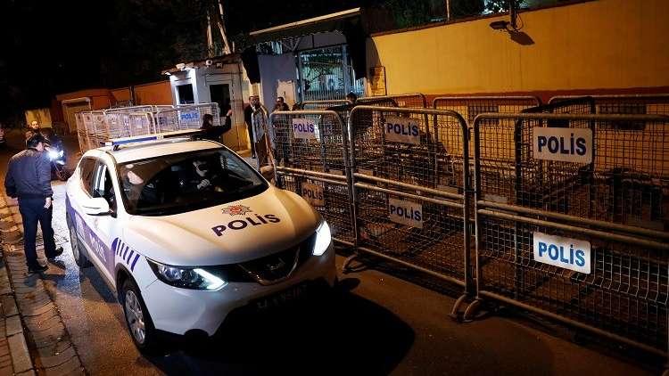 مسؤول تركي: الشرطة وجدت دليلا على مقتل خاشقجي داخل القنصلية السعودية
