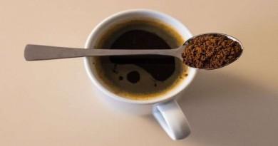 احذروا من تناول القهوة سريعة الذوبان