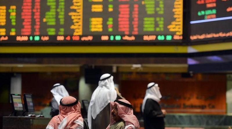 هبوط بورصة السعودية وتباين أداء البورصات العربية